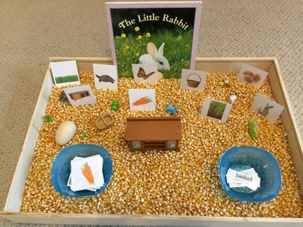TheLittleRabbit Sensory Box