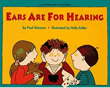 EarsAreForHearingBook