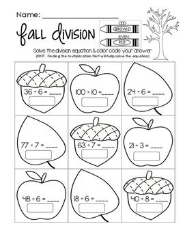 fall-division