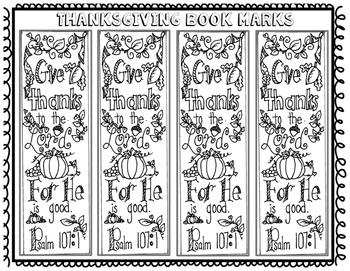 thanksgiving-bookmarks