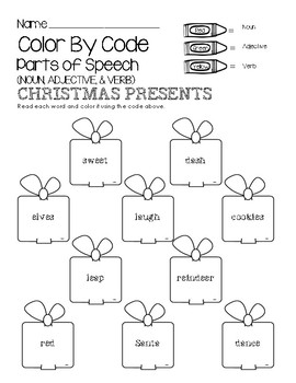 christmas-color-by-code_parts-of-speech