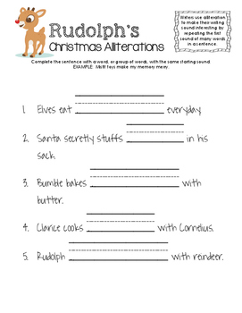 rudolphs-christmas-alliterations