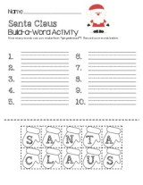 santa-claus-build-a-word