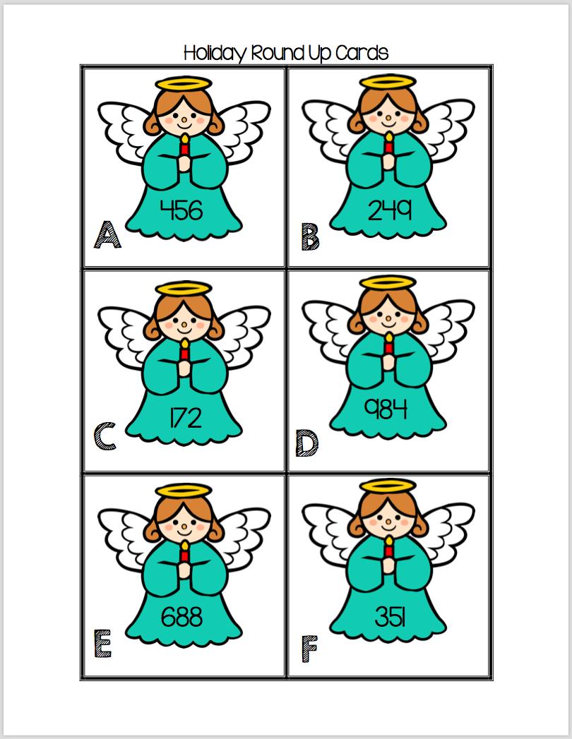 Christmas 3rd Grade FREEbies! | Little Learning Lane