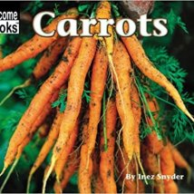 Welcome Books Carrots