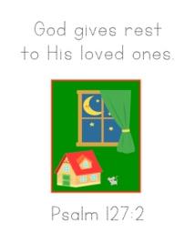 Goodnight Moon Bible Verse 3