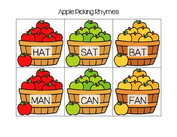ApplePickingRhymes