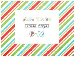 G-M Bible Verse Printable