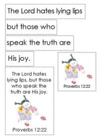 Verse Puzzle