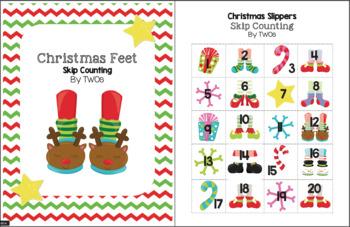 ChristmasSLippersCountingbyTWOs1