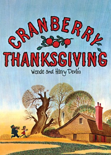 Cranberry Thanksgiving Book Cover