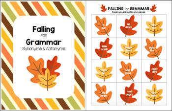 FallingForGrammarPack