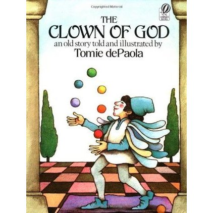 The Clown of God Book Cover