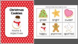 ChristmasCookiesNounsAdjectives4