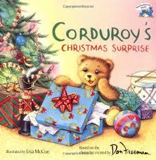 CorduroysChristmasSurprise