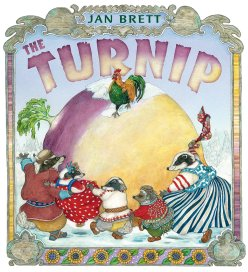 The Turnip Jan Brett